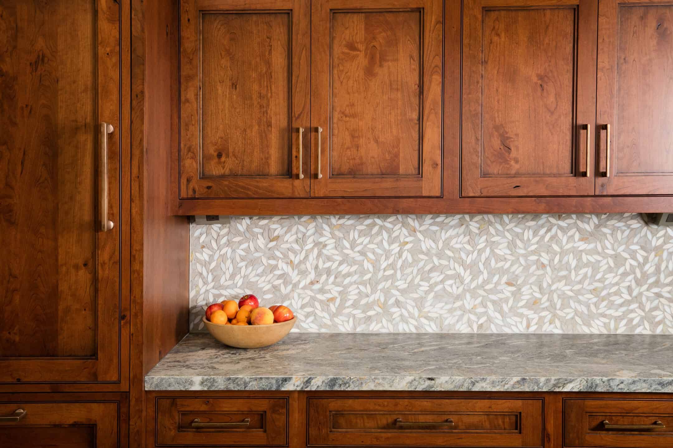 Kepler Home Remodel Counter and Cabinets