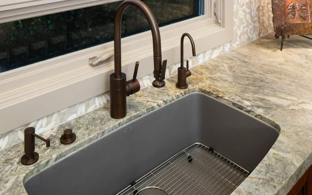 Contemporary Country Style Oversize Kitchen Sink