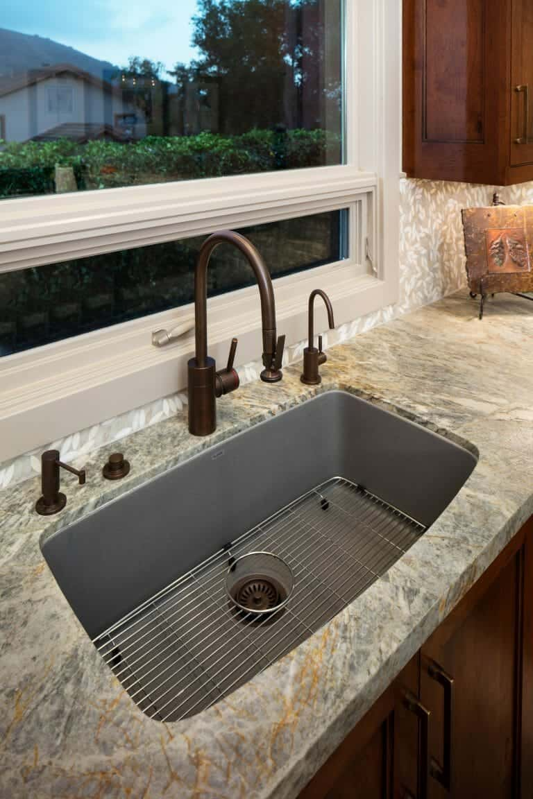 Kepler Home Remodel Kitchen Sink