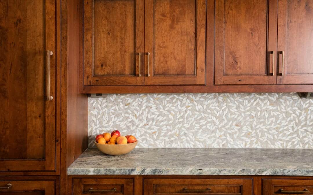 Cabinetry, Backsplashes and Counter tops