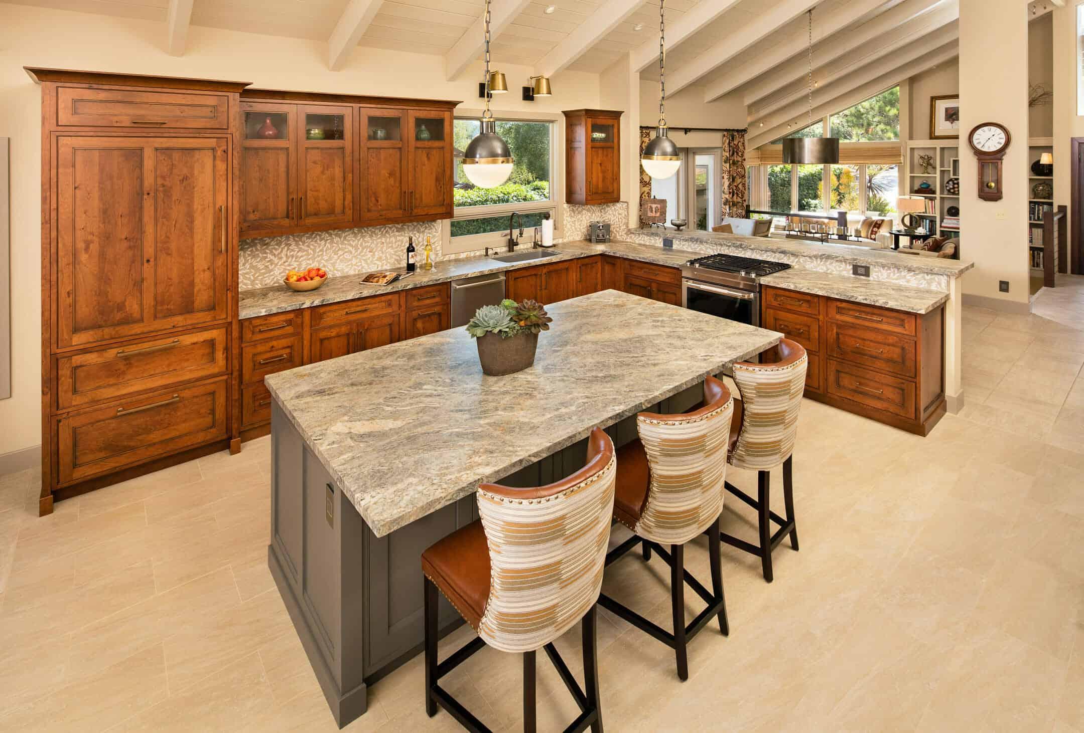 My home kitchen design in San Luis Obispo